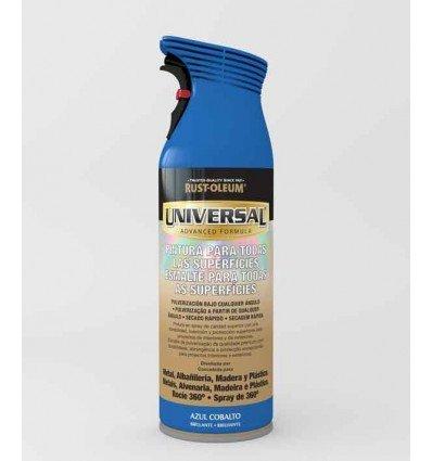 Azul Cobalto Brllante - Pintura en spray Universal Rust-Oleum Xylazel