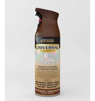 Cobre Metal Metalizado  - Pintura en spray Universal Rust-Oleum Xylazel