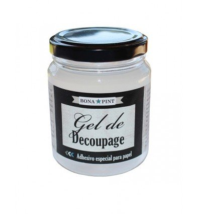 Gel de Decoupage