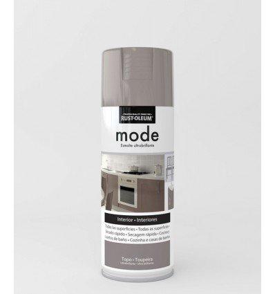 Pintura en spray Mode Rust-Oleum Topo