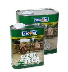 Aceite para teca