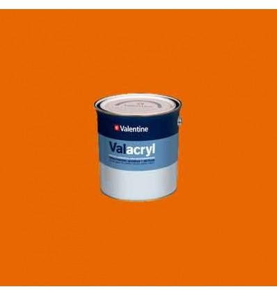 Naranja Especia Valacryl