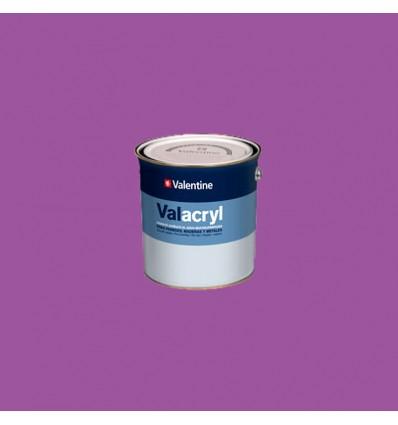 Lluvia Púrpura Valacryl