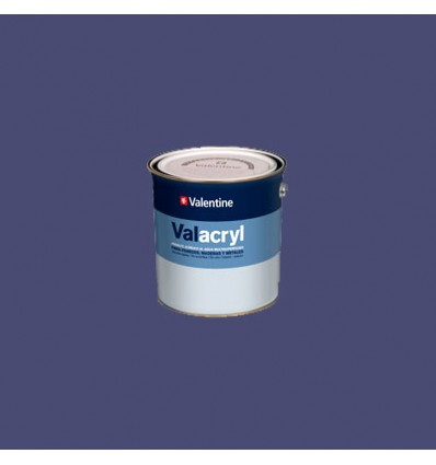 Azul Odisea Valacryl