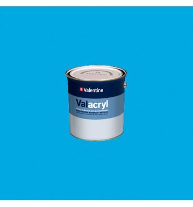 Azul Mediterráneo Valacryl