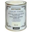 Pintura efecto tiza Rust-oleum Chalky Finish de Xylazel