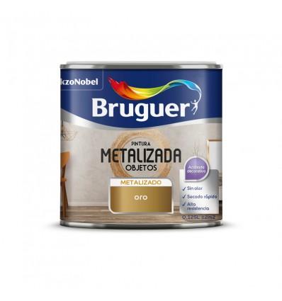 Pintura efecto metalizada Bruguer