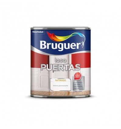 Laca para puertas Bruguer
