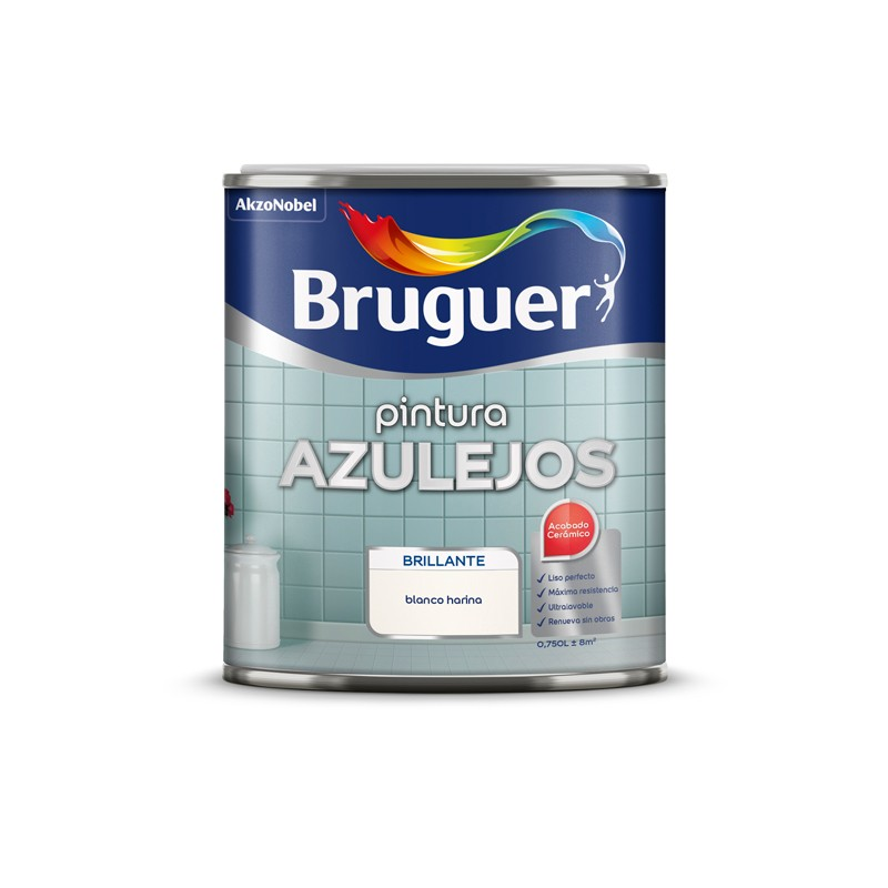 Esmalte brillante para azulejos bruguer - Pintura bruguer para azulejos ...