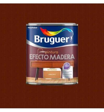 Caoba - Pintura efecto madera Bruguer