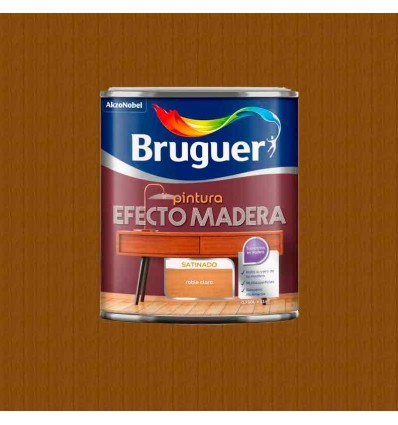 Sapeli - Pintura efecto madera Bruguer