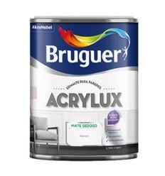 Esmalte Acrilux Mate Blanco