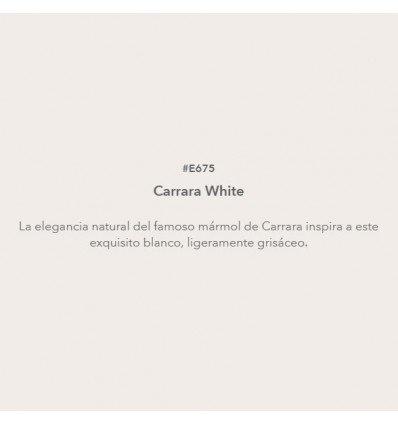 Carrara White - Esmalte acrílico Valacryl - Tendencias 2019
