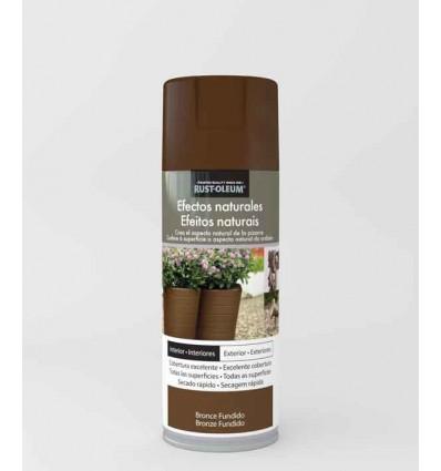 Bronce - Pintura en spray Efectos Naturales Rust-Oleum Xylazel