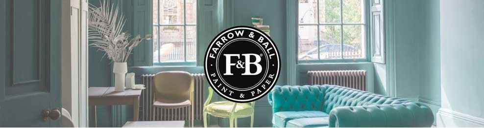 Farrow and Ball - Pintura e Imprimación - Alta decoración
